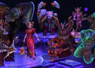 Heroes of the Storm fête lunaire