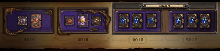 hearthstone extensions aventures