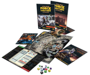 Star Wars Force et Destinée Kit complet