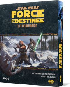 Star Wars Force et Destinée Kit d'initiation