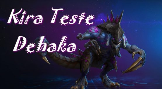 Vidéo test Dehaka - Kira - Heroes of the Storm