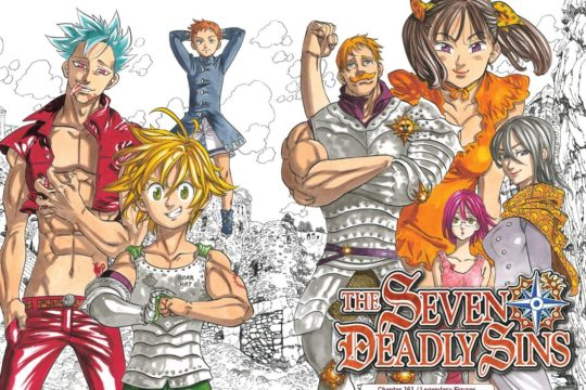 Fiche Manga - The Seven Deadly Sins