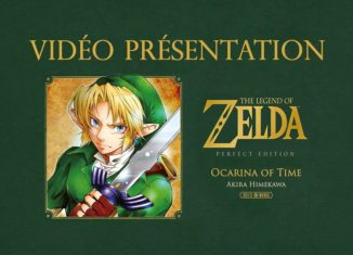 Présentation et Analyse Vidéo du Manga The Legend of Zelda - Ocarina of Time