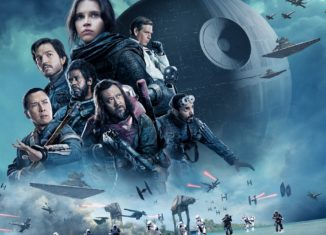 Rogue One A Star Wars Story Affiche