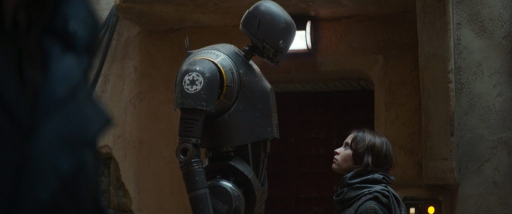 Rogue One A Star Wars Story K-2SO