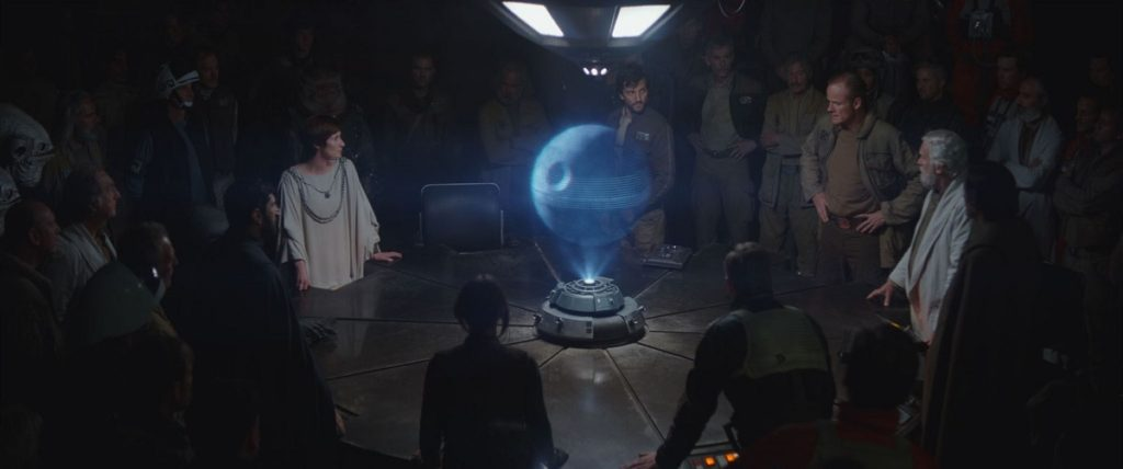 Rogue One A Star Wars Story Rebelles