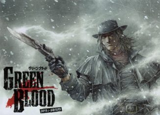 Fiche Manga - Green Blood