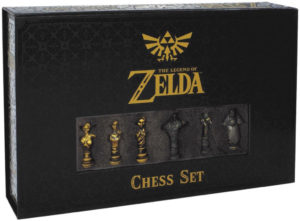 Jeu Echecs Nintendo The Legend of Zelda Edition Collector - boîte