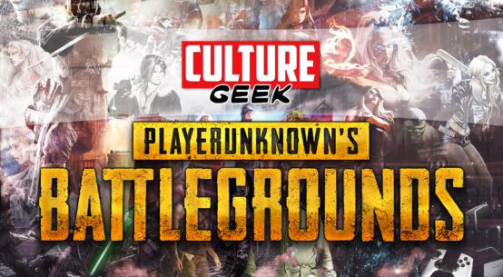 CultureGeek PUBG Background