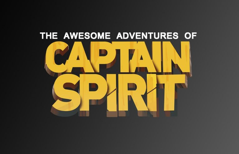 Test The Awesome Adventures of Captain Spirit